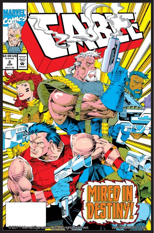 Cable (1993-2002) #2