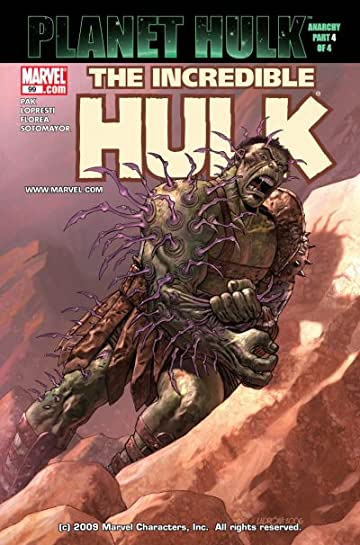 Incredible Hulk (1999-2008) #99
