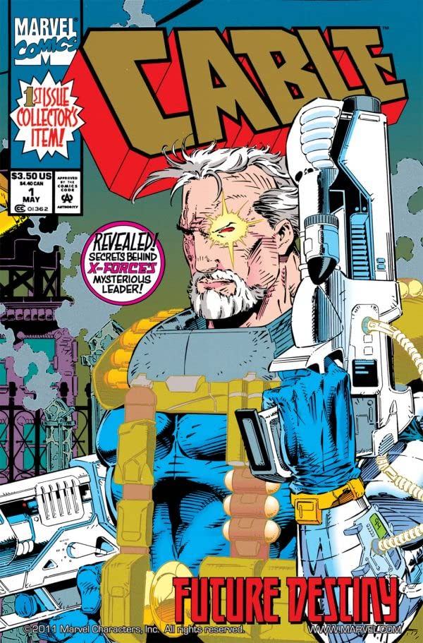 Cable (1993-2002) #1
