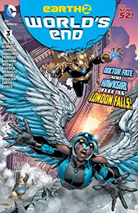 Earth 2: World's End (2014-2015) #3