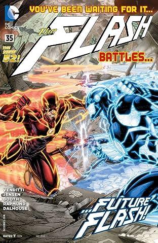 The Flash (2011-2016) #35