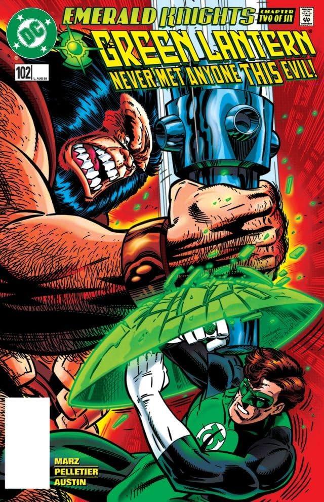 Green Lantern (1990-2004) #102