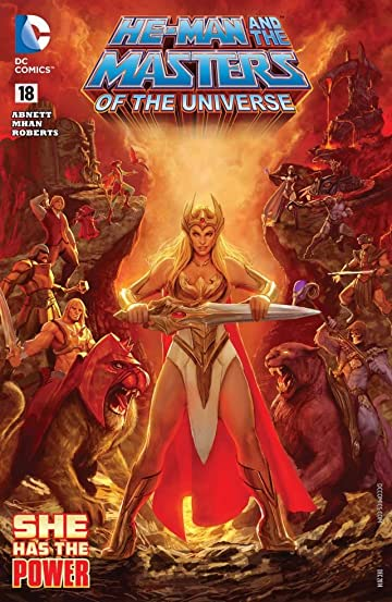 He-Man and the Masters of the Universe (2013-2014) #18