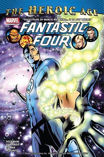 Fantastic Four (1998-2012) #579