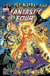 Fantastic Four (1998-2012) #580