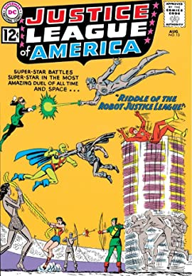 Justice League of America (1960-1987) #13