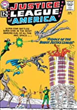 Justice League of America (1960-1987) #13