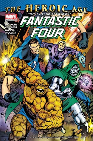 Fantastic Four (1998-2012) No.582