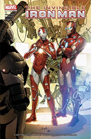 Invincible Iron Man (2008-2012) #29