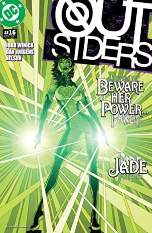 Outsiders (2003-2007) #16