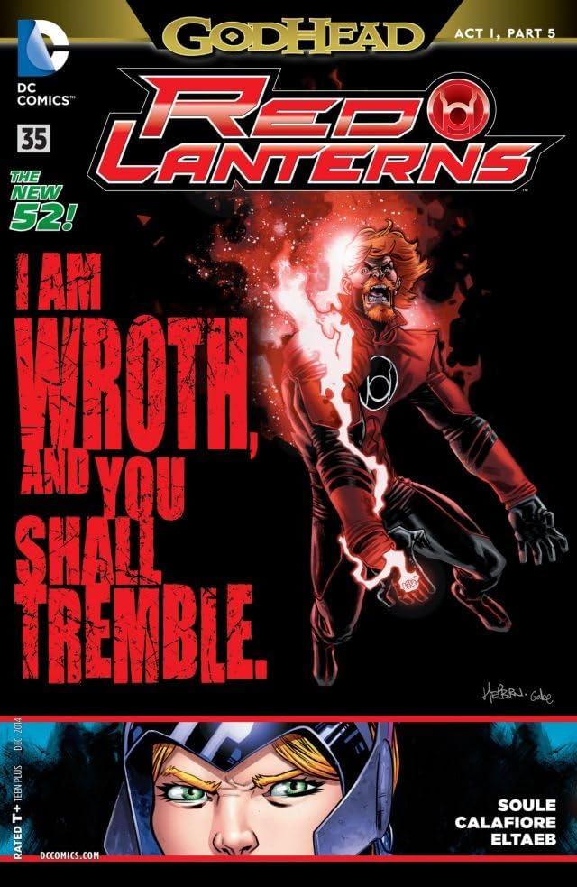 Red Lanterns (2011-2015) #35