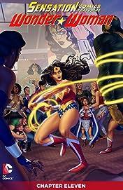 Sensation Comics Featuring Wonder Woman (2014-2015) #11