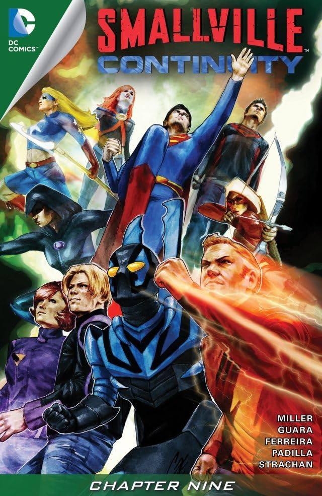 Smallville: Continuity #9