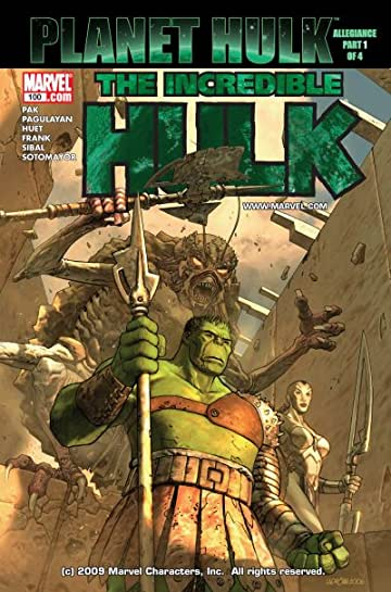 Incredible Hulk (1999-2008) #100