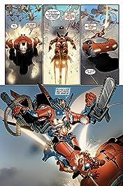 Invincible Iron Man (2008-2012) #32