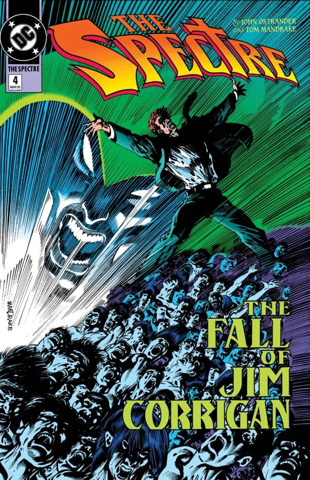 The Spectre (1992-1998) #4