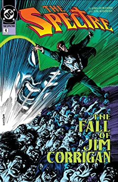 The Spectre (1992-1998) #4