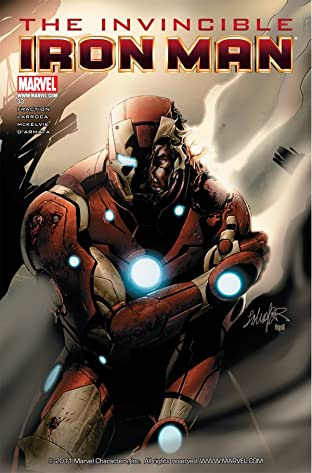 Invincible Iron Man (2008-2012) #33