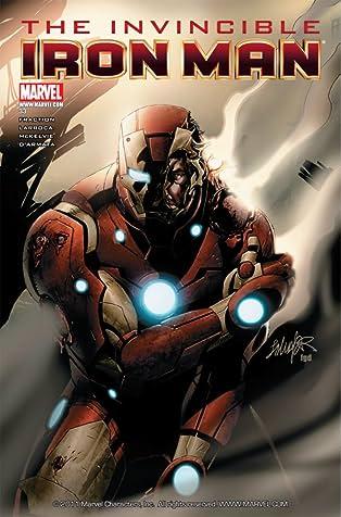Invincible Iron Man (2008-2012) #33