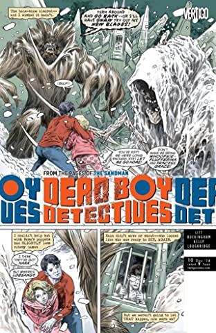 The Dead Boy Detectives (2014-) #10