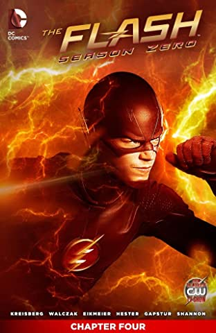 The Flash: Season Zero (2014-2015) No.4