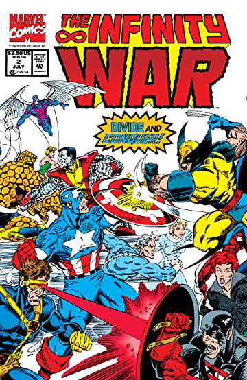 Infinity War #2