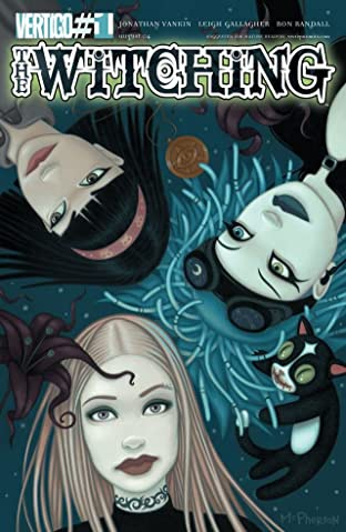 The Witching (2004-2005) #1