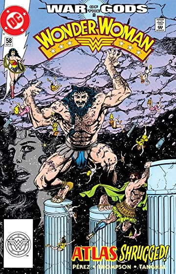 Wonder Woman (1987-2006) #58