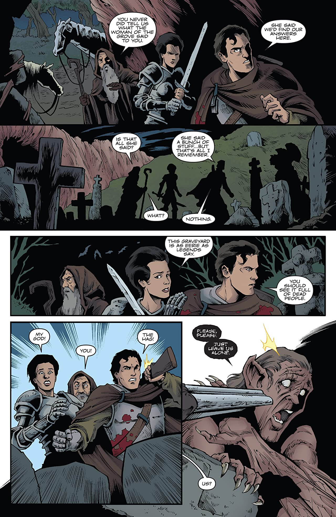 Army of Darkness: Ash Gets Hitched #3 (of 4): Digital Exclusive Edition