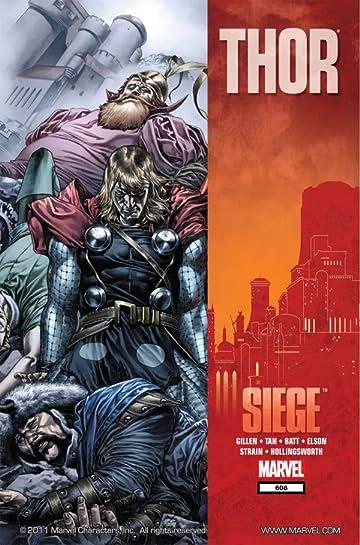 Thor (2007-2011) #608