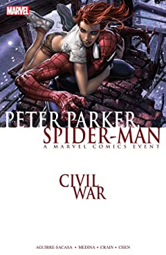 Civil War: Peter Parker, Spider-Man