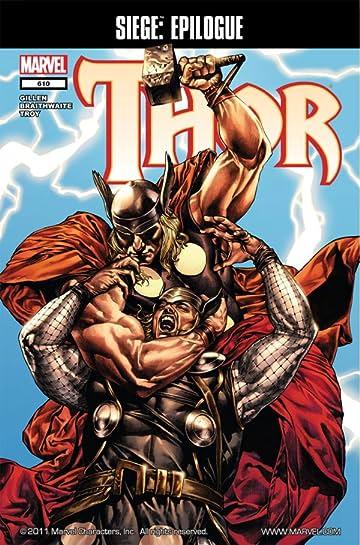 Thor (2007-2011) #610