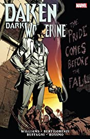 Daken: Dark Wolverine - Pride Comes Before The Fall