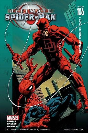 Ultimate Spider-Man (2000-2009) #106