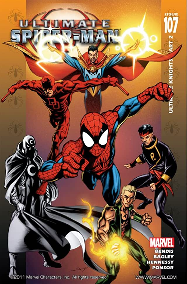 Ultimate Spider-Man (2000-2009) #107