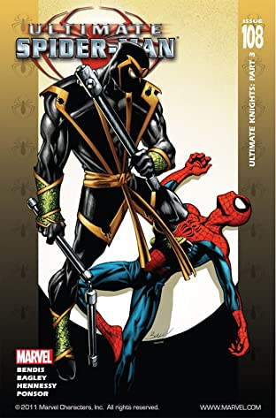 Ultimate Spider-Man (2000-2009) #108