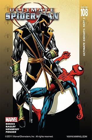 Ultimate Spider-Man (2000-2009) #108