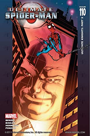 Ultimate Spider-Man (2000-2009) #110