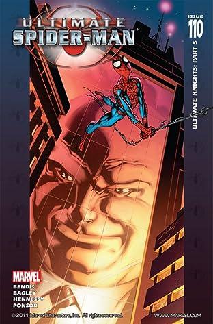 Ultimate Spider-Man (2000-2009) #110