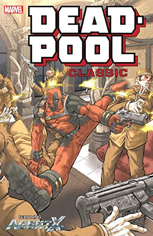 Deadpool Classic Tome 9