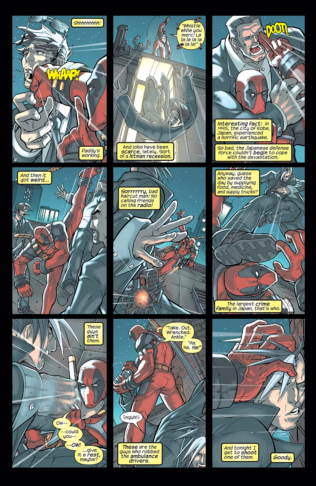 Deadpool Classic Vol. 9
