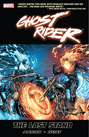 Ghost Rider Tome 2: The Last Stand