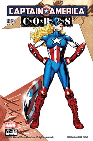 Captain America Corps #4 (of 5)
