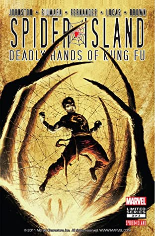 Spider-Island: Deadly Hands of Kung Fu No.3 (sur 3)