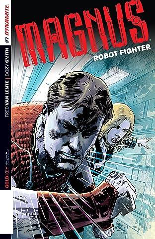 Magnus: Robot Fighter #7: Digital Exclusive Edition