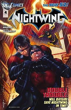 Nightwing (2011-2014) #4