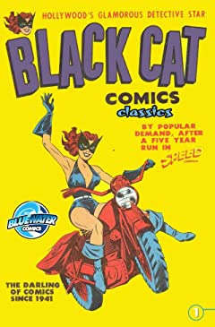 Black Cat Classics No.1