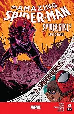 Amazing Spider-Man (2014-2015) #8