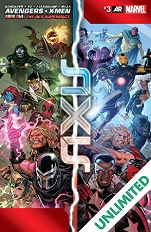 Avengers & X-Men: Axis #3 (of 9)