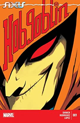 Axis: Hobgoblin #1 (of 3)
